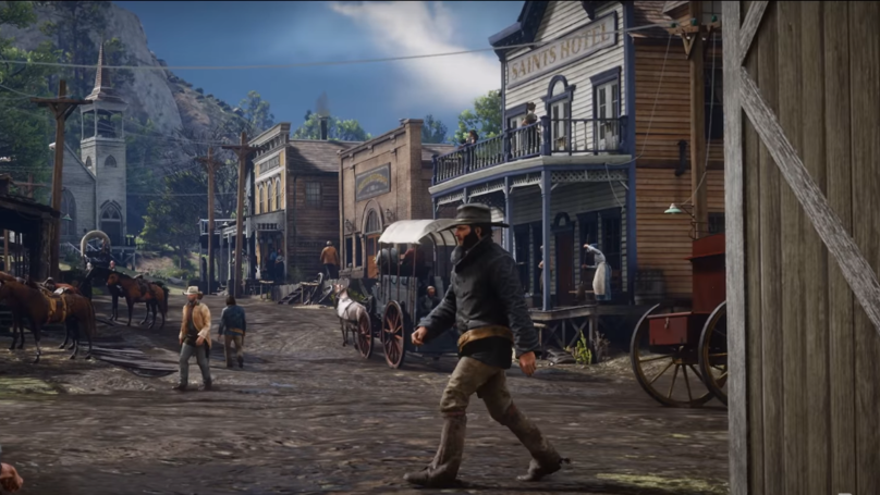 Dataminers Find Possible Vehicles & Properties Coming To Red Dead Online