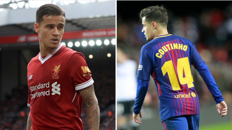Liverpool Tried To Use Coutinho To Sign One Of World's Best