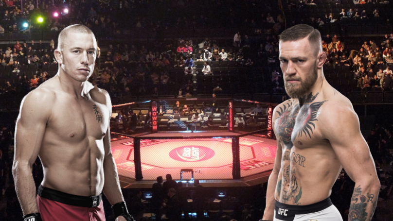 Team GSP Wants 'Big Mouth' Conor McGregor In UFC Mega-Fight