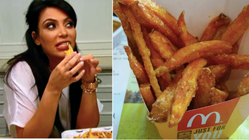 McDonald's Is Now Selling Sweet Potato Fries And We Are Here For It