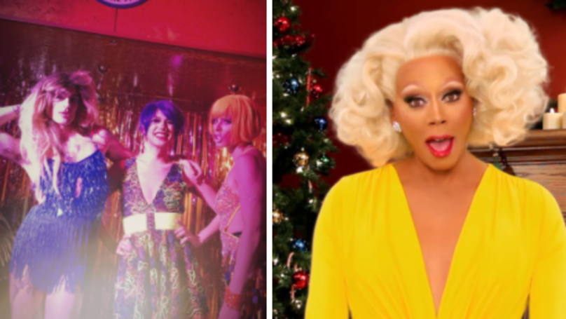 A Strictly Come Drag Queen Panto Is Here And It's An Eleganza Extravaganza