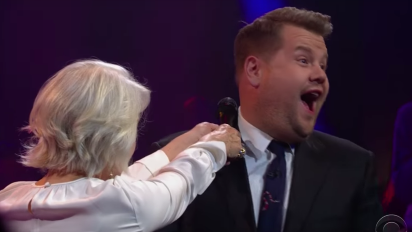 ​James Corden Is Homesick And Could Be Leaving America