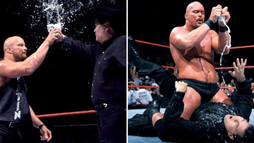 Stone Cold On Giving Up Beer: 'Why In The F**k Would I Do That?'