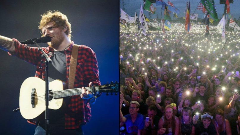 Here Are All Dates And Venues For Ed Sheeran's Huge European Tour