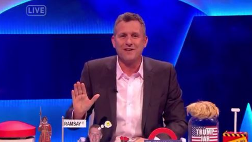 Adam Hills Responds To The Westminster Attack On 'The Last Leg'