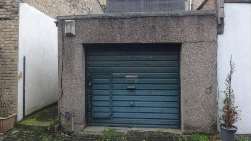 Someone's Bought A Tiny, Scabby Old Garage In Hackney For £375,000