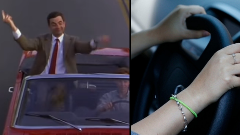 Making A 'Rude Hand Gesture' In Road Rage Could Land You A £1,000 Fine