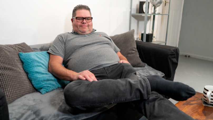 'Gogglebox' Star Jonathan Tapper Sheds Three Stone After Diabetes Diagnosis