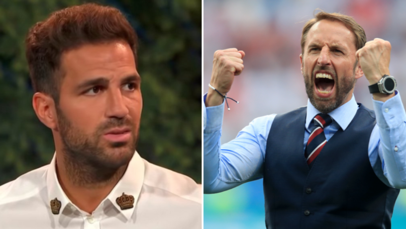 Cesc Fabregas Drops Some Truth About England's World Cup History