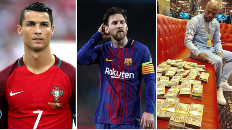 The Latest Forbes Highest-Paid Athletes Rankings Have Been Released And There's A New Number One