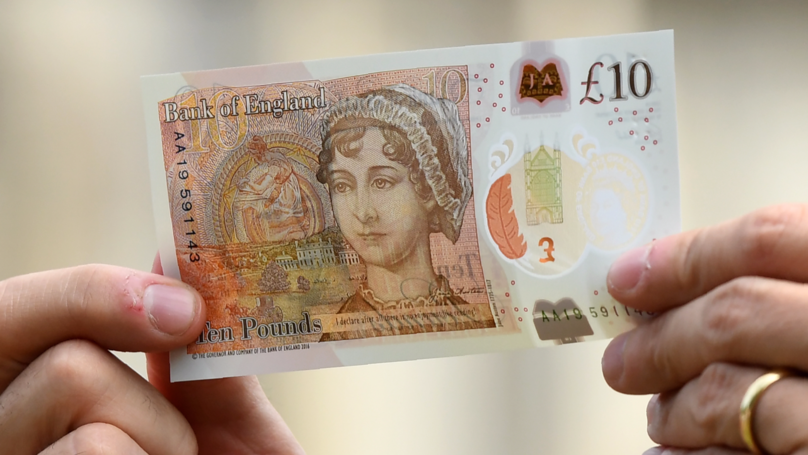 New £10 Notes Released Today, But When Do We Need To Spend The Old Ones By?