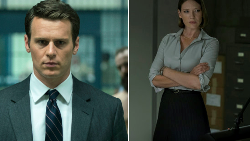 Mindhunter Star Dismisses Popular Fan Theory