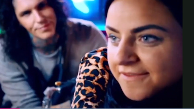Woman Seeks Help From Tattoo Fixers To Cover 'Anal' Tattoo