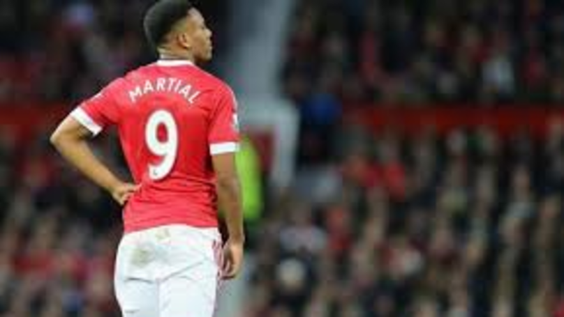 Manchester United Set To Extend Anthony Martial's Contract