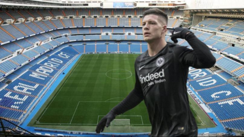 Real Madrid In 'Advanced Talks' To Sign Eintracht Frankfurt's Luka Jovic
