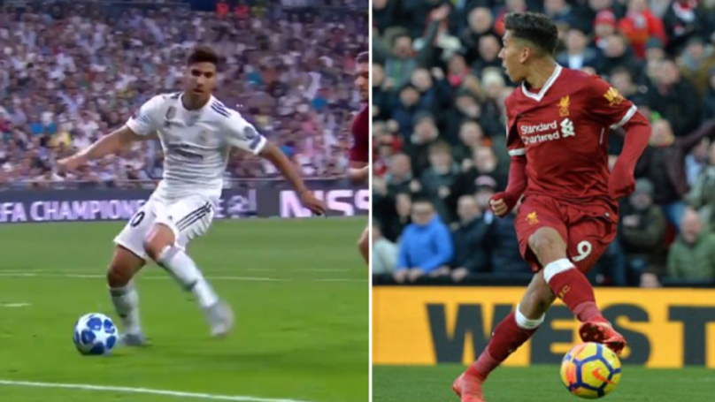 Liverpool Fans Brutally Troll Marco Asensio After Failed 'No Look' Finish