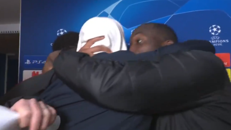Paul Pogba Brilliantly Crashes Marcus Rashford And Romelu Lukaku Interview