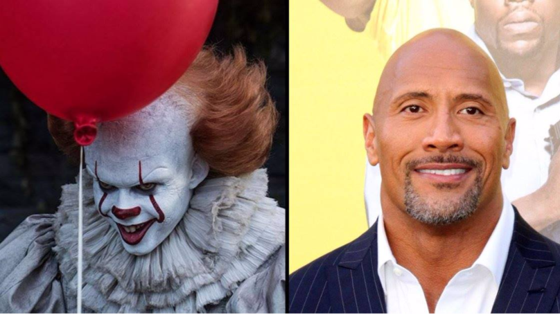 ​The Rock Rates 'IT' In His Top Ten And That's Good Enough For Us