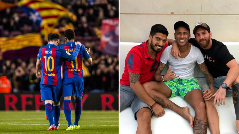 Lionel Messi Phones PSG's Neymar To Urge Him To Reject Real Madrid And Join Barcelona