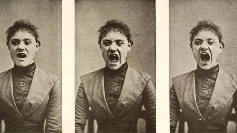 Harrowing Portraits Of 'Disturbed' Women From 19th Century Asylum