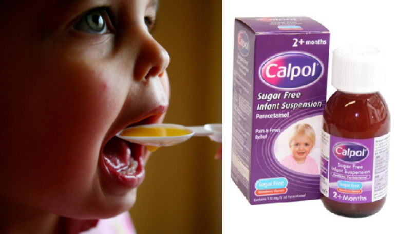 Doctor Warns Calpol Is 'The Heroin Of Childhood'