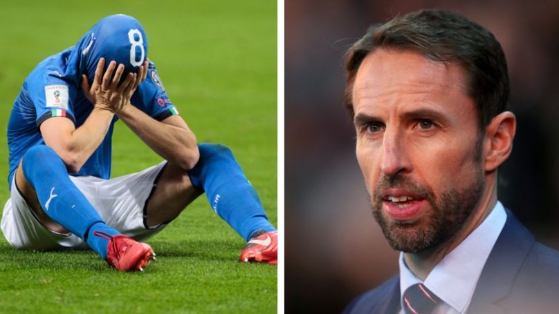 World Cup Bound England Fall Below Italy In FIFA Rankings