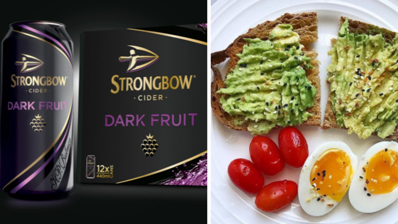 Turns Out Strongbow Dark Fruits Is Healthier For You Than Avocados