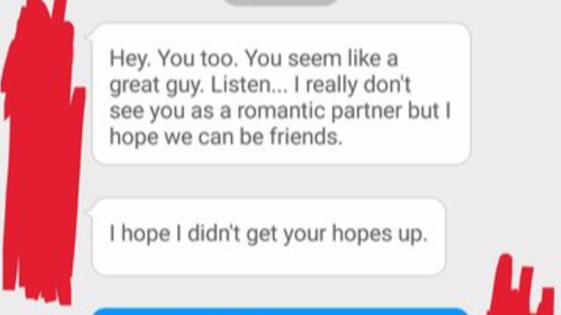 Women Rejects Guy On Tinder And Then Goes Sick After He Agrees