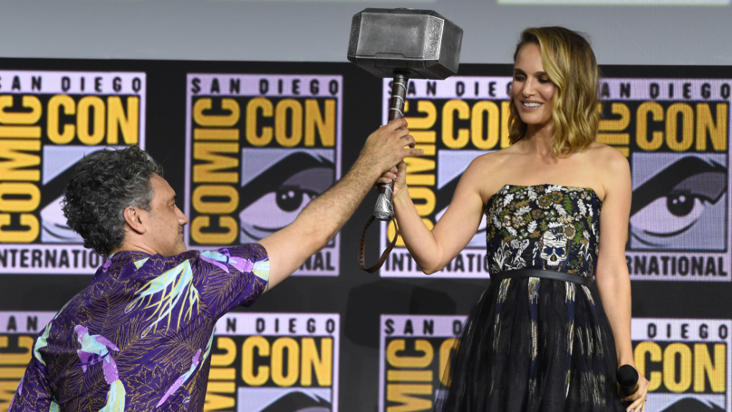 Natalie Portman To Play Lady Thor In Upcoming Fourth Thor Movie