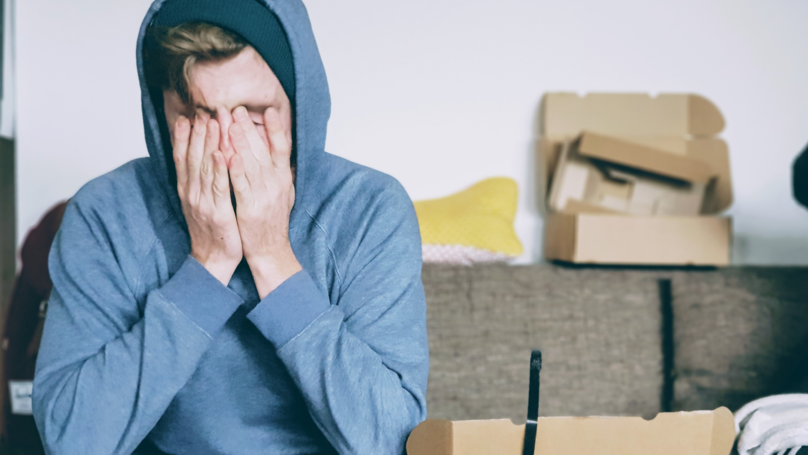 Man Creeped Out After Finding 'You' Style Box In Girlfriend's Wardrobe