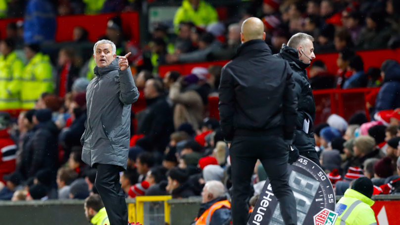 Manchester United And Manchester City Players And Staff Involved In 20-Man Fracas After Derby