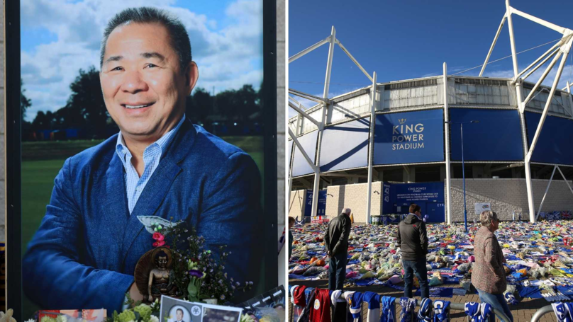 Petition Calling For Statue Of Srivaddhanaprabha Outside King Power Stadium Passes 30,000 Signatures
