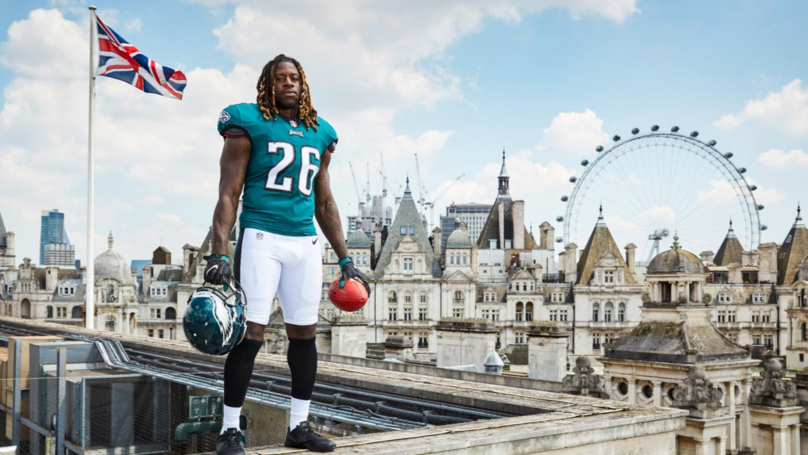 British NFL Star Jay Ajayi Hopeful Of Permanent London Move