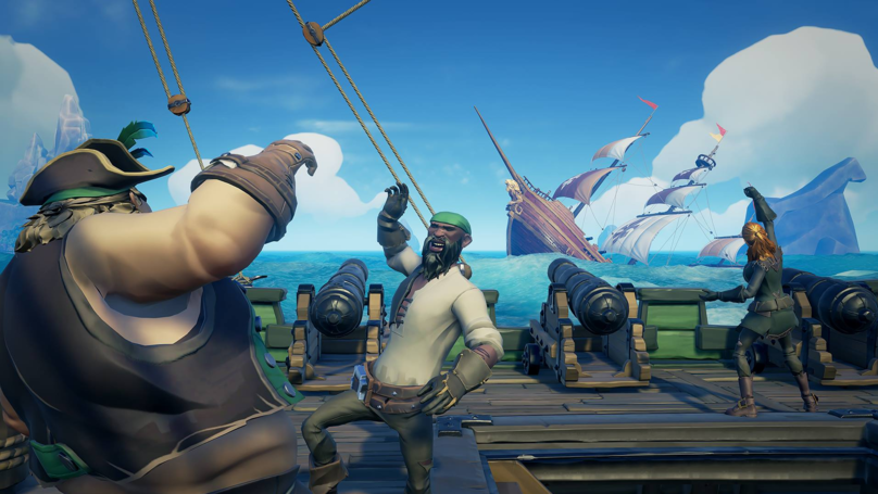 Pirate Game 'Sea Of Thieves' Is Becoming Pretty Popular On Twitch