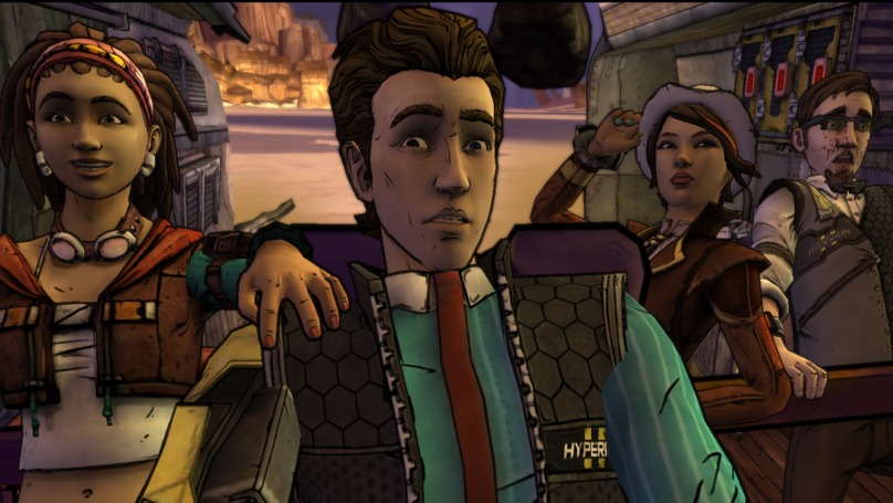 Telltale Games Is Being Sued By Co-Founder & Former CEO