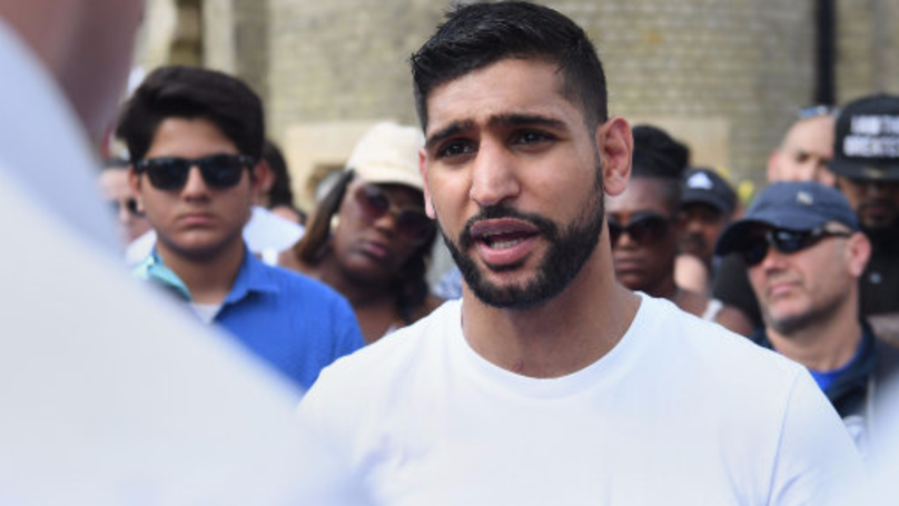 People Lay Into Amir Khan After He Asks If There's Ever Been A Female Prime Minister On 'I'm A Celebrity'