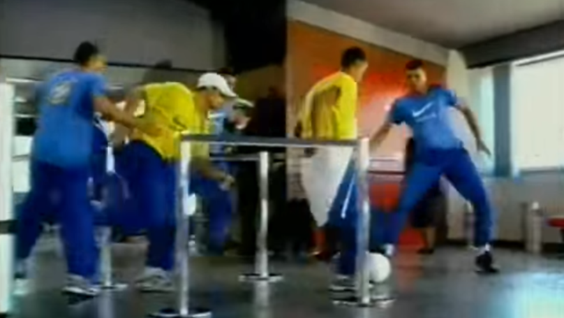 Nike's Advert Starring Brazil's National Team In An Airport Is Legendary