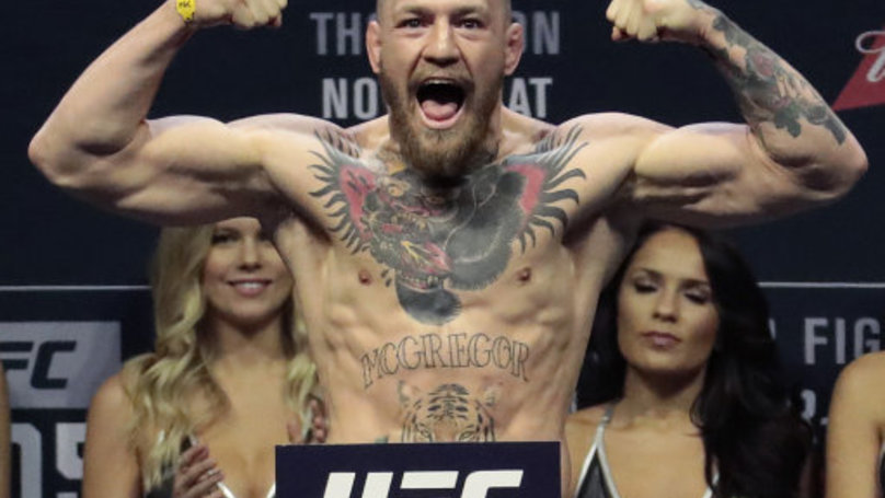 Conor McGregor Is Allegedly Going To Be In 'Game Of Thrones'