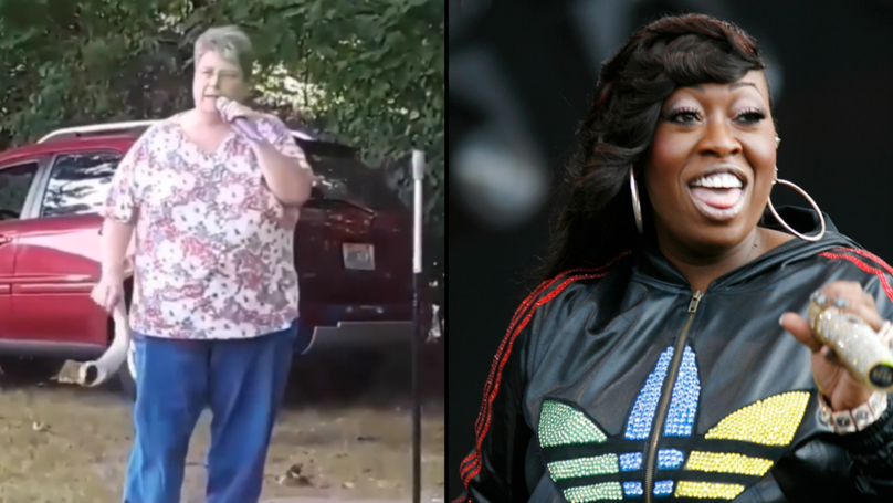 Woman Absolutely Smashes Cover Of 'Work It' And Missy Elliott Responds