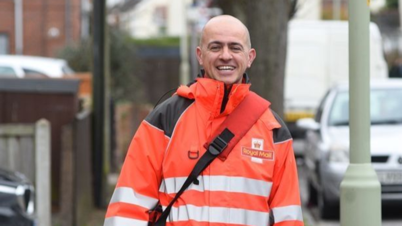 The Postman Who Died For 21 Minutes Before Coming Back To Life