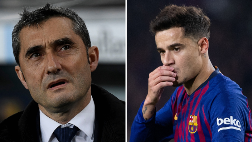 Barcelona Make An Important Decision On Philippe Coutinho's Future After El Clásico