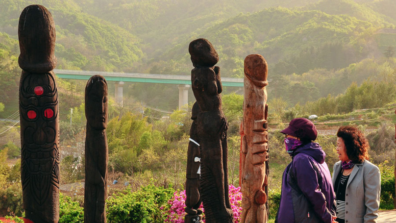 'Penis Park' In South Korea Sees Huge Increase In Visitors Thanks To Nearby Winter Olympics