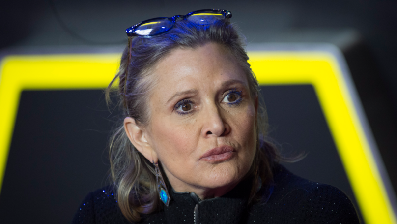 Toxicology Report Shows Carrie Fisher Had Cocaine, MDMA And Heroin In System