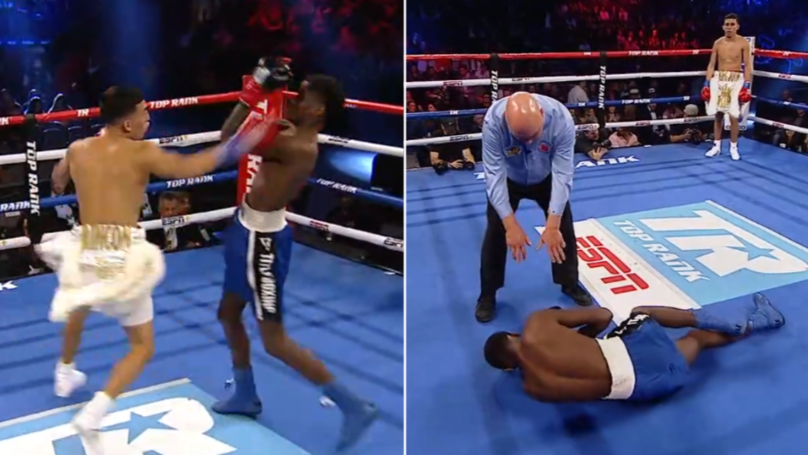 Emanuel Williams Labelled 'The Worst Professional Boxer In The World' After Truly Bizarre Debut