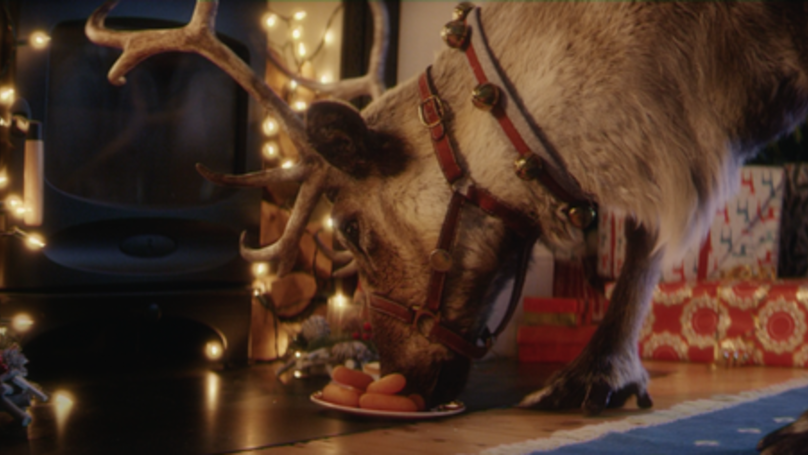 Families Can Record Rudolph In Their Living Room Thanks To Magical App