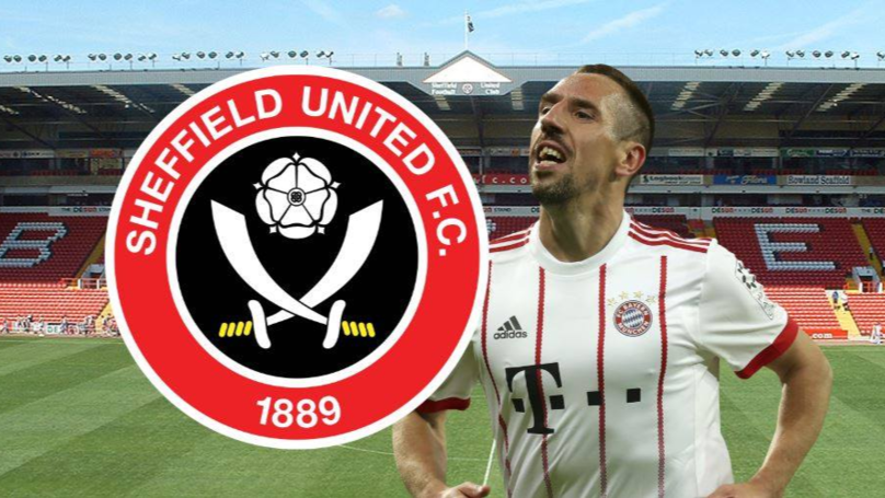 Sheffield United Hoping To Sign Former Bayern Munich Winger Franck Ribery