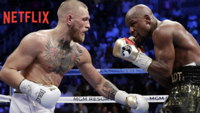 Netflix Documentary About Conor McGregor vs Floyd Mayweather Is Coming Out 'Soon'