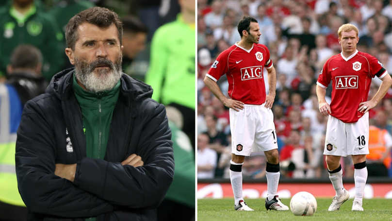 Roy Keane Explains How Much United Legends Would Cost In Today's Market