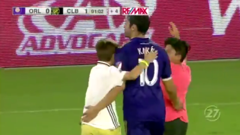 Watch: Kaka's Final Home Game For Orlando City Was An Emotional Rollercoaster