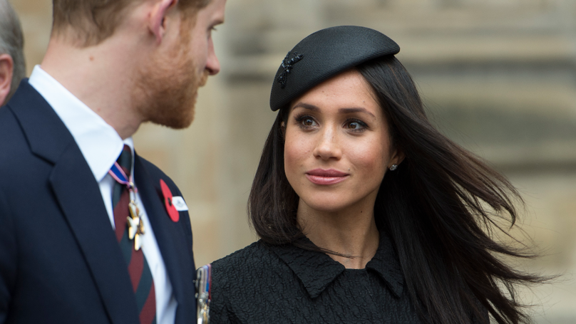 Meghan Markle's Father To Walk Her Down The Aisle